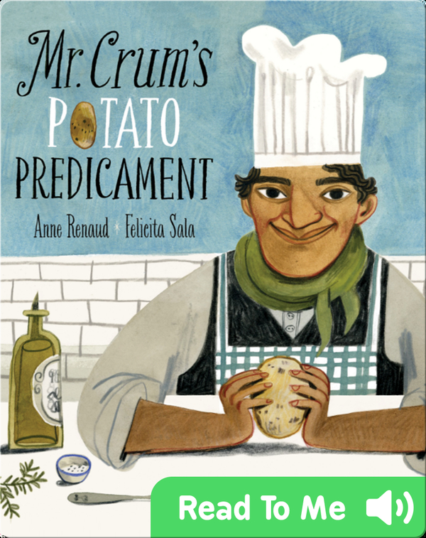 Mr. Crum's Potato Predicament