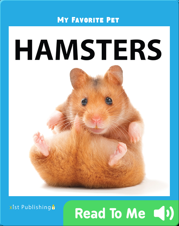 My Favorite Pet: Hamsters