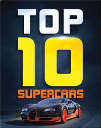 Top Ten Supercars