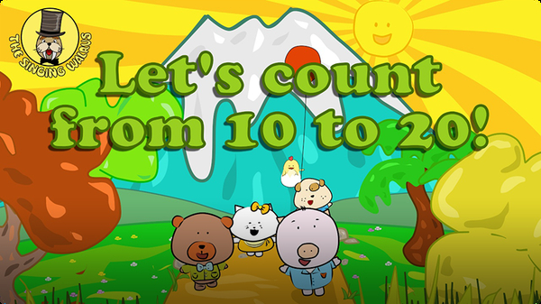 Let S Count From 10 20 Video Discover Fun And Educational Videos That Kids Love Epic Children S Books Audiobooks Videos More