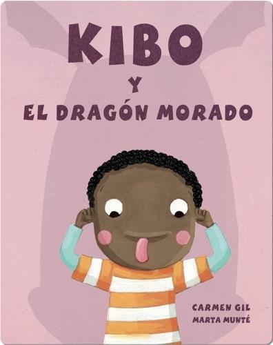 Kibo y el dragón morado