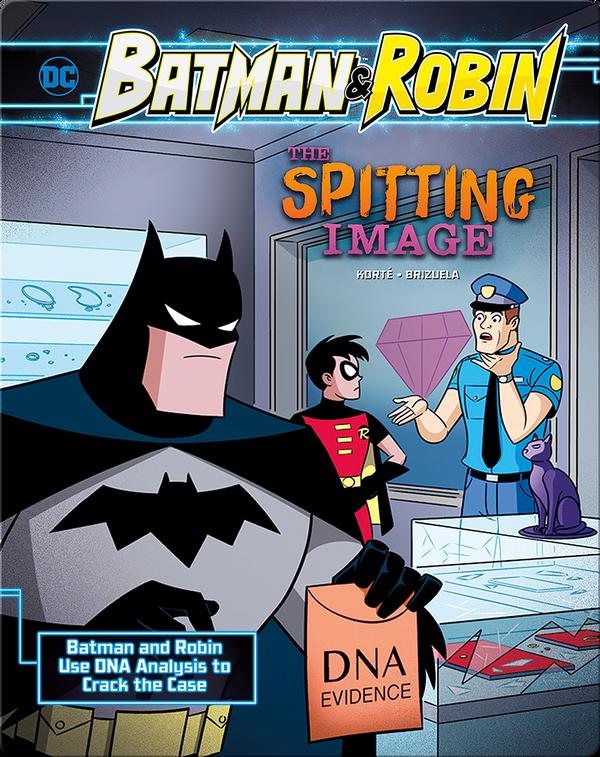 Batman & Robin: Spitting Image