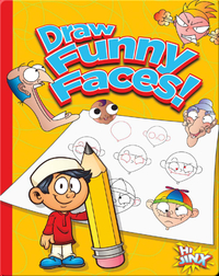 Draw Funny Faces!