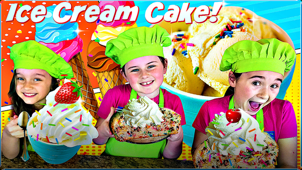 How to Make Bread out of Ice Cream!