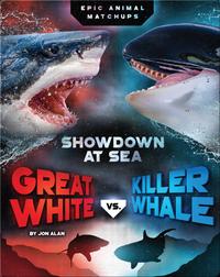 Great White vs. Killer Whale