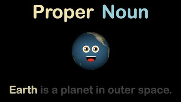 Nouns Song for Kids