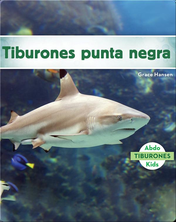 Tiburones punta negra