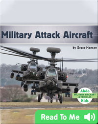 Military Attack Aircraft