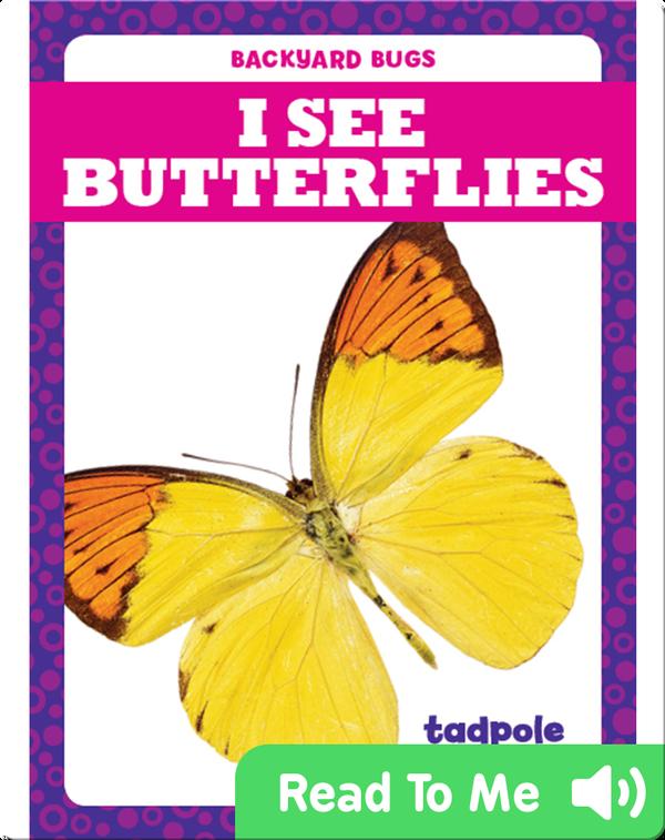 I See Butterflies