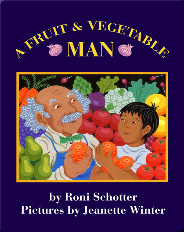 A Fruit and Vegetable Man