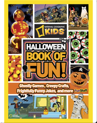 National Geographic Kids: Halloween Book of Fun