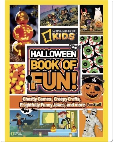 National Geographic Kids: Halloween Book of Fun
