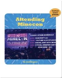 Attending MINECON