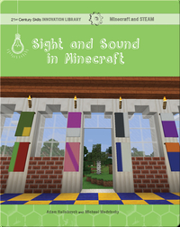 Sight and Sound in Minecraft: Art
