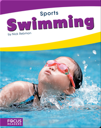 Focus Readers: Swimming