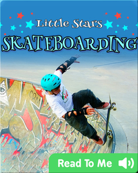 Little Stars Skateboarding