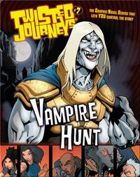 Vampire Hunt (Twisted Journeys)