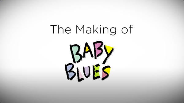 Baby Blues - Creating a Comic Strip