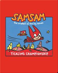 Tickling Championship