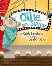 Ollie on Stage