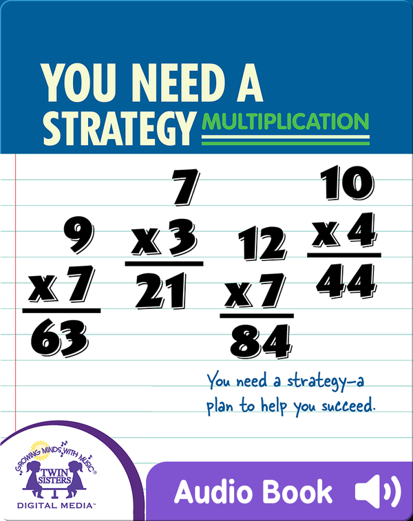 You Need A Strategy