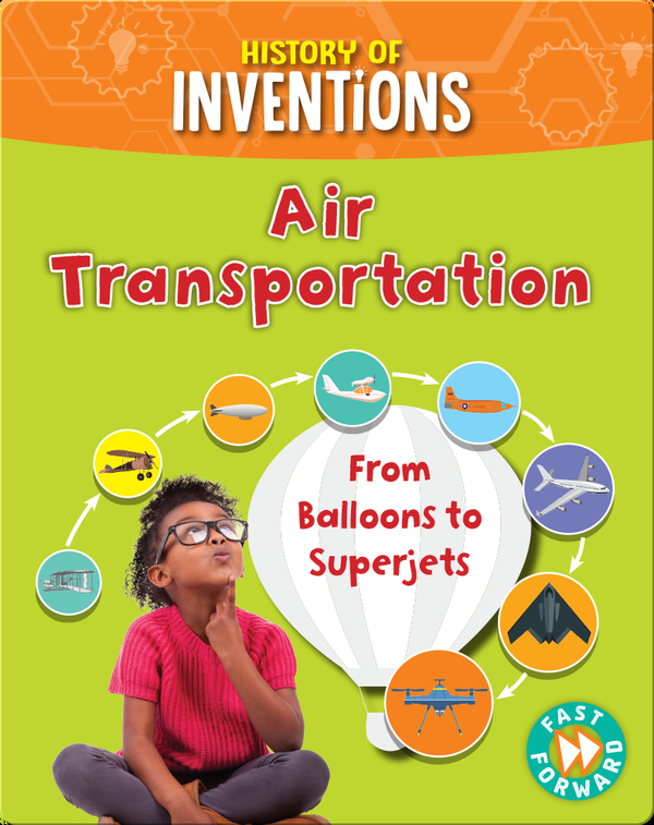 Air Transportation: From Balloons to Superjets