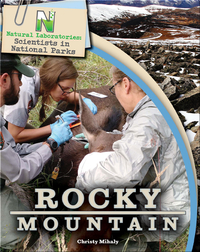 Scientists in National Parks: Rocky Mountain