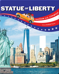 Visiting U.S. Symbols: Statue of Liberty