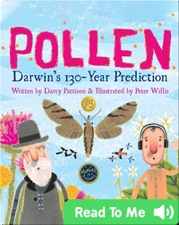 Pollen: Darwin's 130-Year Prediction