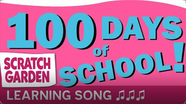 The 100 Days of School Song!