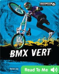 BMX Vert