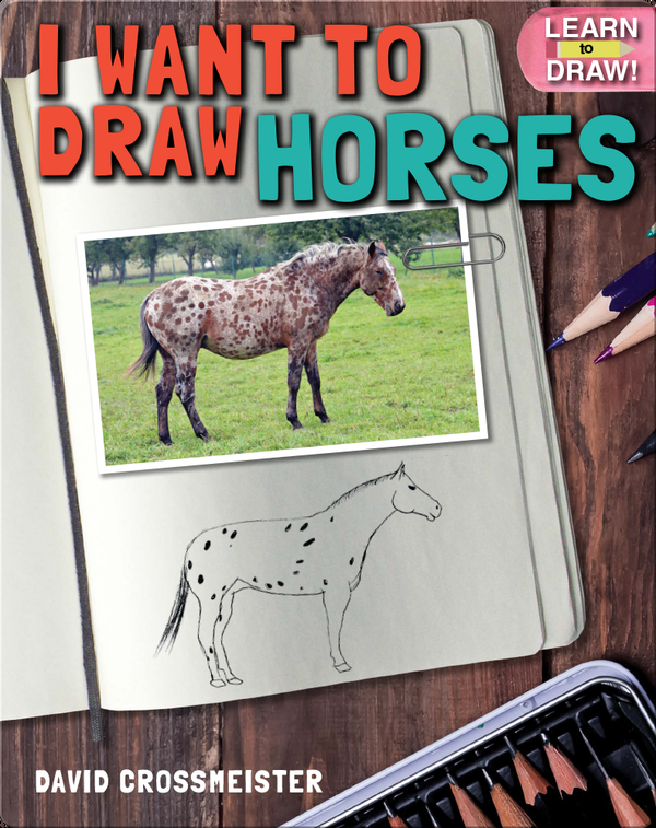 I Want to Draw Horses