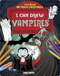 I Can Draw Vampires