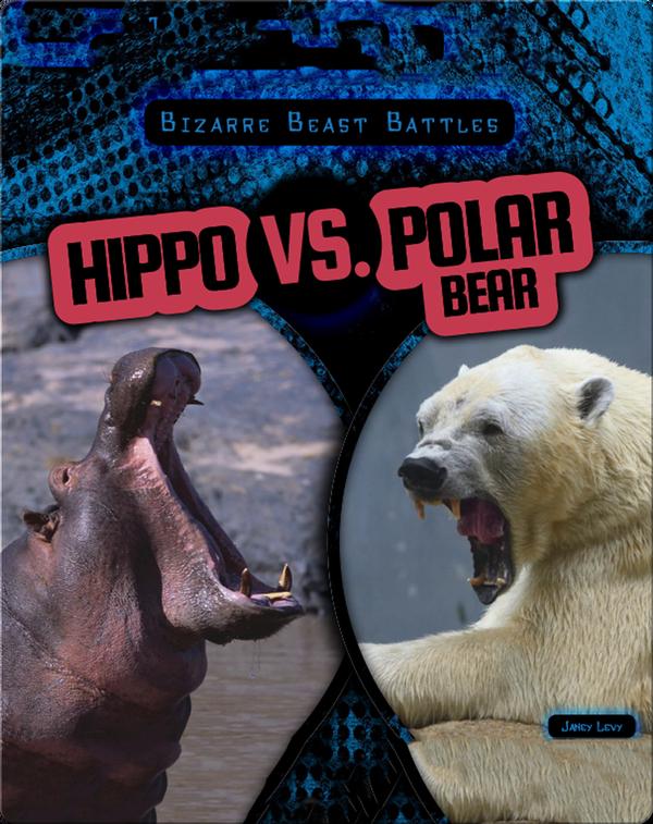 Hippo vs. Polar Bear