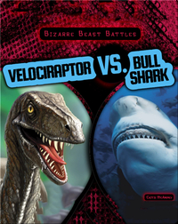 Velociraptor vs. Bull Shark