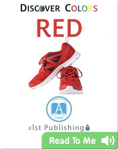 Discover Colors: Red
