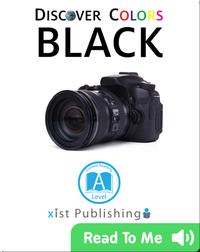 Discover Colors: Black