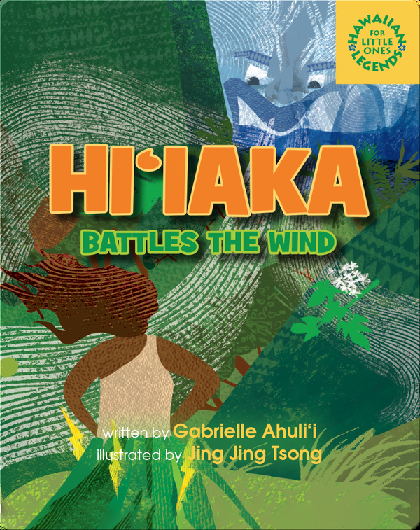 Hi'iaka Battles the Wind