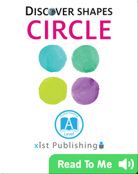 Discover Shapes: Circle
