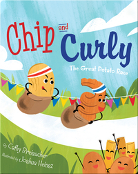 Chip and Curly: The Great Potato Race