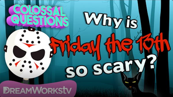 """Why is Friday the 13th """"Unlucky?""""   COLOSSAL QUESTIONS"""