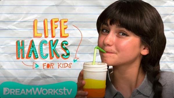 Fun Fall Hacks | LIFE HACKS FOR KIDS