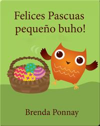 Felices Pascuas pequeño buho
