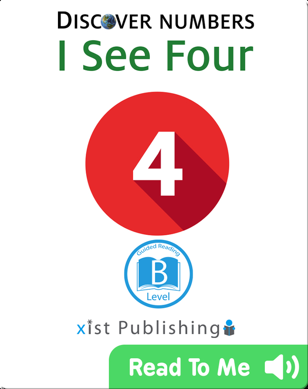 Discover Numbers: I See Four