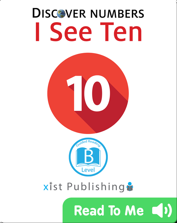 Discover Numbers: I See Ten