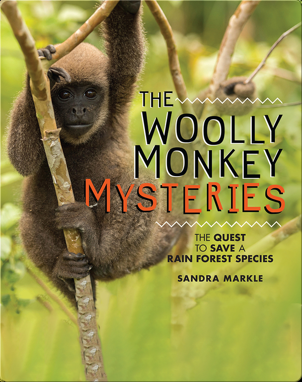 The Wooly Monkey Mysteries