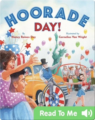 Hoorade Day!