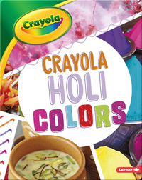 Crayola ®️ Holi Colors