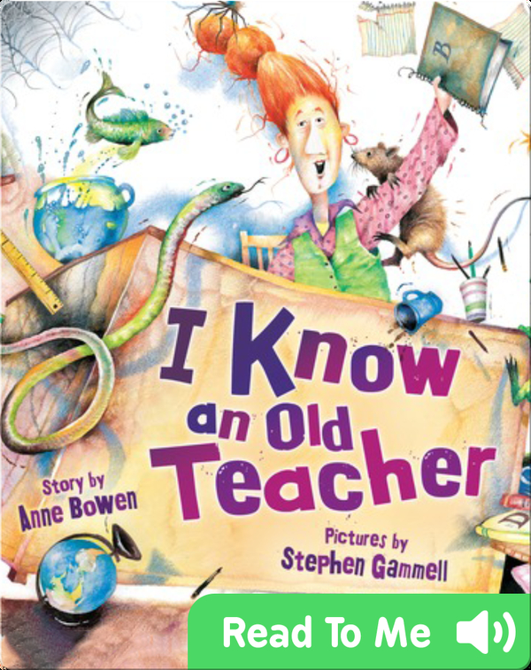 I Know an Old Teacher