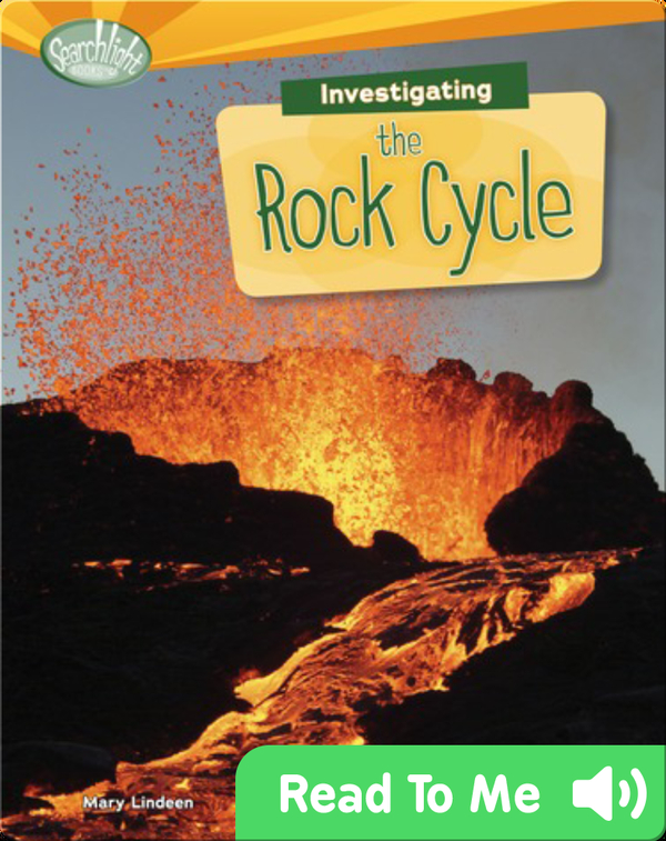 Investigating the Rock Cycle